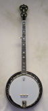 Deering White Lotus Banjo White Oak w/ HSC