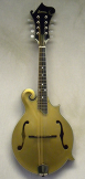 Eastman MD415-GD Gold Top Mandolin w/ HSC