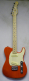 G and L ASAT Special Clear Orange w/ HSC