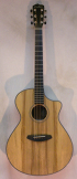 Breedlove Oregon Concerto CE All Solid Myrtlewood