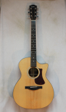 Eastman AC122-1ce All Solid w/ Deluxe Gigbag