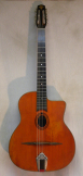 Eastman DM2/V Gypsy Jazz Guitar w/ HSC