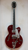 USED Gretsch Chet Atkins Tennesee Rose Model G6119 w/ HSC