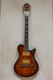 USED Michael Kelly MKHYSS Hybrid Special Spalted Maple w/ HSC
