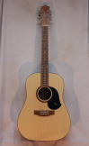 Maton S60 Dreadnaught All Solid Spruce/Queensland Maple w/ HSC