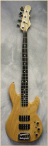 G and L L2000 Natural Gloss Ebony #8