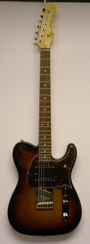 G and L ASAT Classic-S Sunburst
