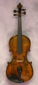KC and C 103Stain Violin Outfit