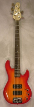 G and L L2500 Cherryburst Ash Body