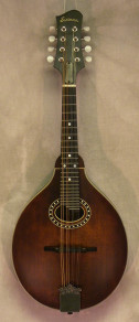 Eastman MD304 Mandolin with Gigbag