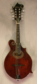 Eastman MD614 oval hole mando with pickup!
