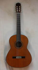 USED Aria AC18 Classical Guitar w/ SSC