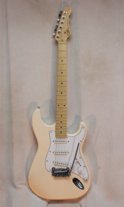 G and L Tribute Legacy Gloss White